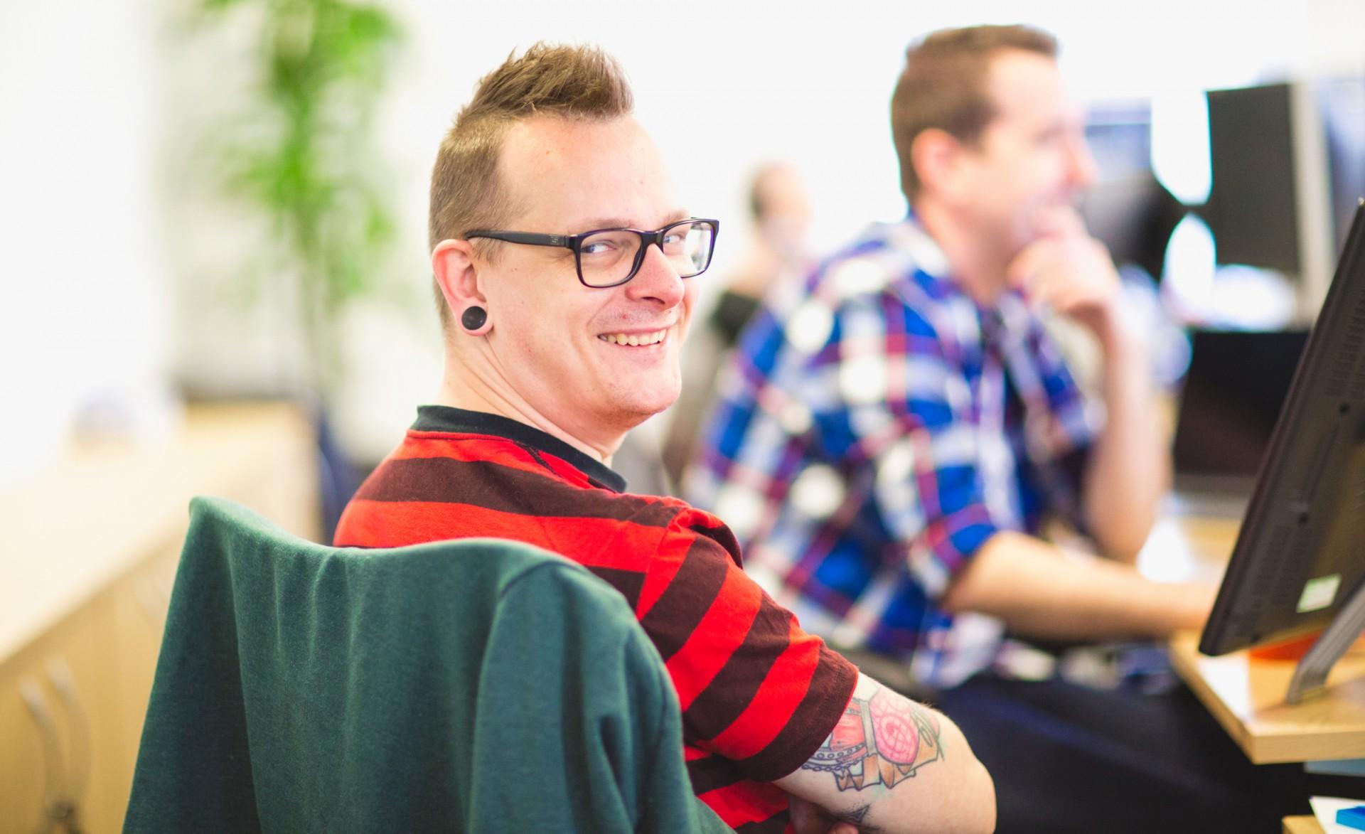 Jacob Jensen - HARDlight UX Designer